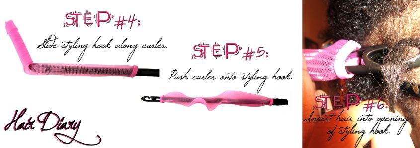 Curlformer Dupes - STEPS #4 - #6