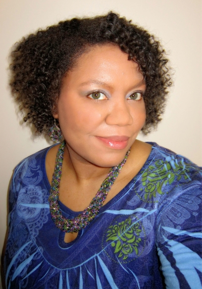 Flat Twist-out with Ancient Secrets' Hair Growth Oil