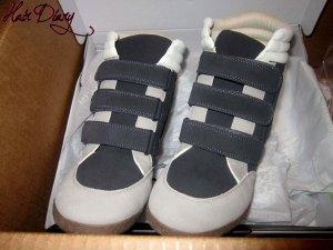 Keena Wedge Sneaker - FRONT