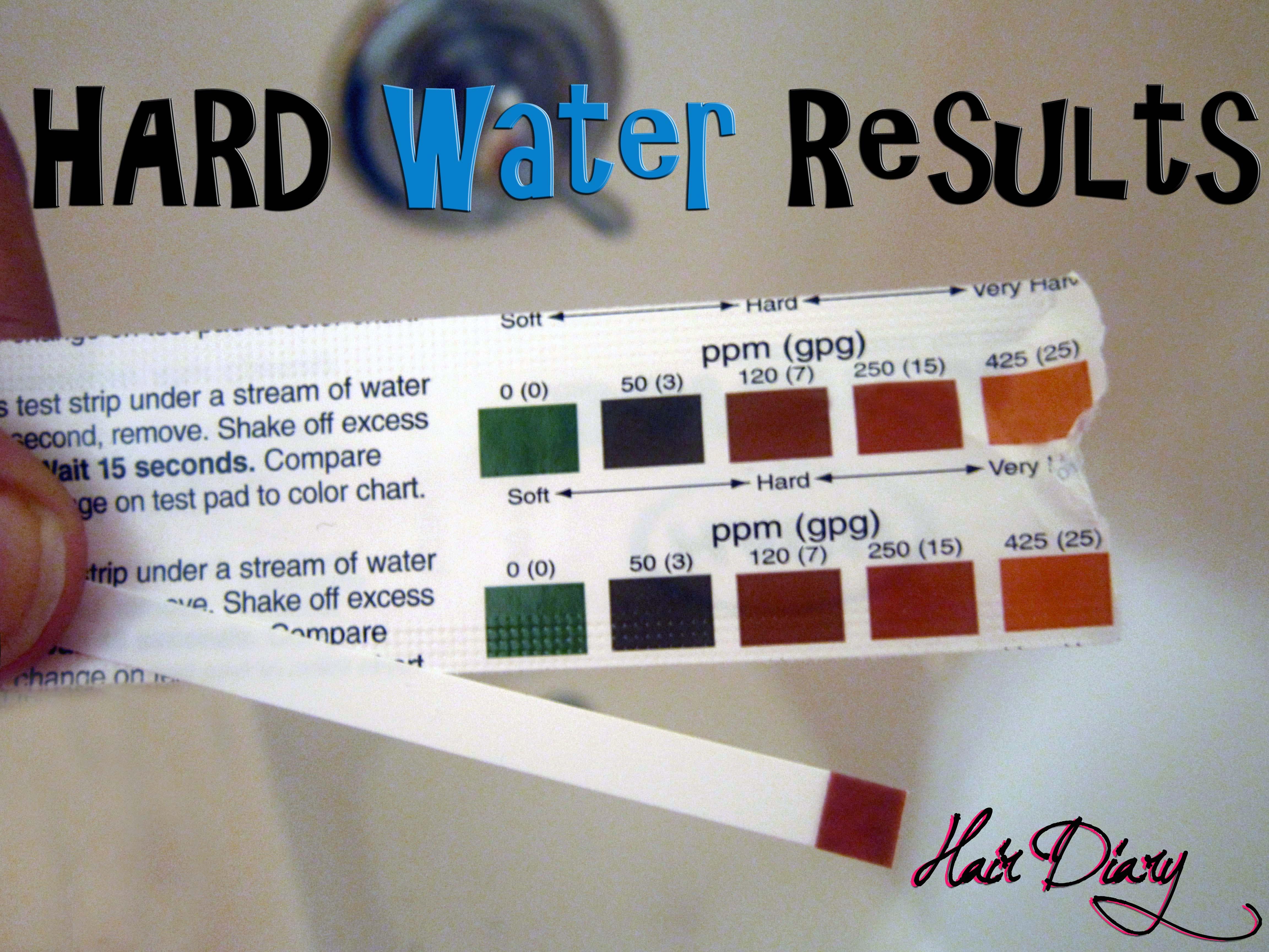 hard water | Relaxed. Transitioning. Natural. Beautiful.