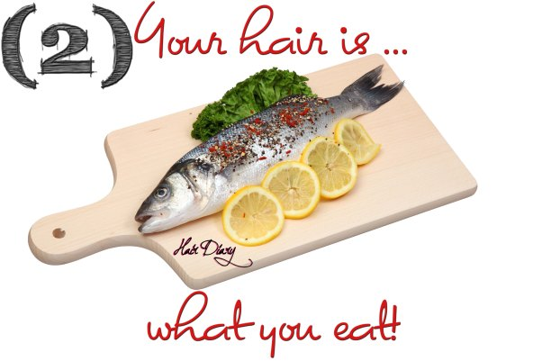 You are What You Eat #2 with #